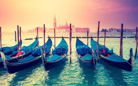 Italia Venecia - Boscolo Bellini 4* desde 115,00 €