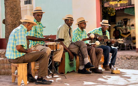 Cuba Cayo Santa Maria - Casas Particulares y Valentín Perla Blanca 5* desde 982,00 €