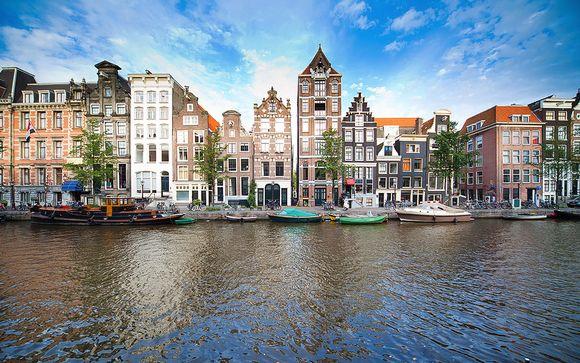 Países Bajos Ámsterdam - Albus Hotel Amsterdam City Centre 4* desde 58,00 €