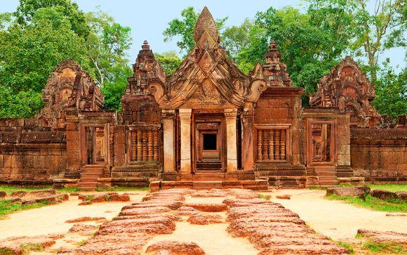 Camboya Siem Reap - Vietnam esencial y Templos de Angkor desde 2.144,00 €