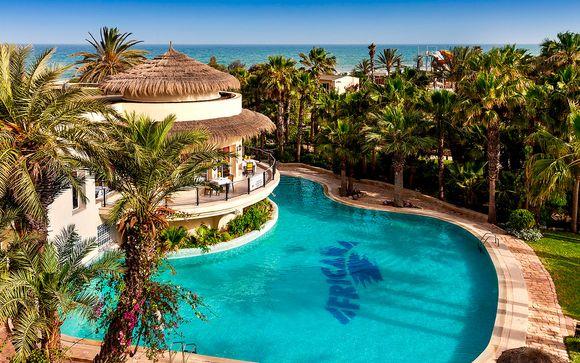 Estancia 5* en la costa tunecina con Todo Incluido