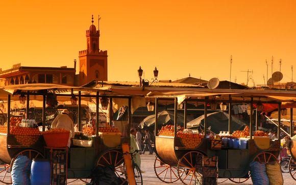 Marruecos Marrakech - Riad Agdim desde 25,00 €