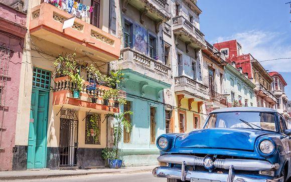 Cuba La Habana - Combinado en La Habana y Varadero desde 1.208,00 €