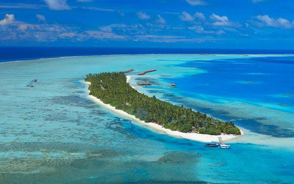 Las Islas Maldivas te esperan
