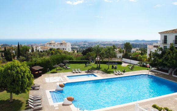 Fuengirola - Hotel ILUNION Hacienda del Sol 4*