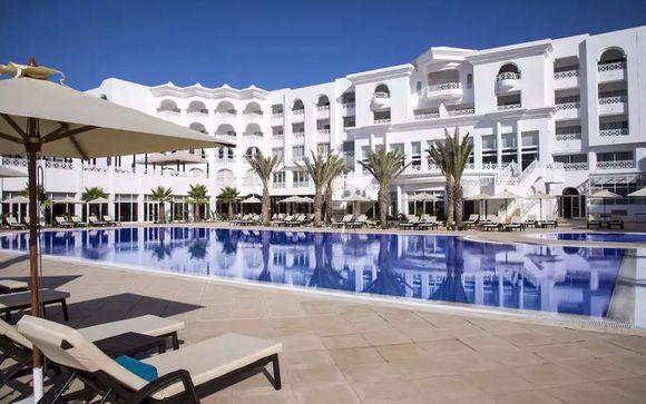 Radisson Blu Resort & Thalasso Hammamet 5*