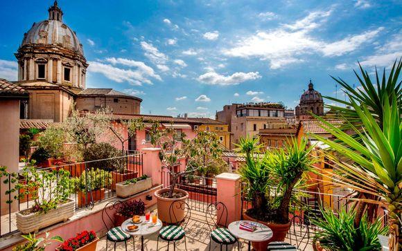 Italia Roma - Hotel Sole Roma desde 47,00 €