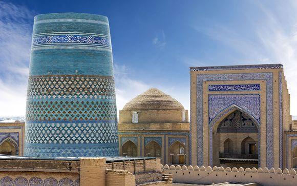 Uzbekistán Taskent - Uzbekistán Esencial desde 1.096,00 €