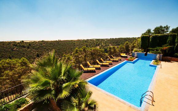 Alarcón - Hotel Palacio Villa de Alarcón & Spa 4* desde 50,00 €