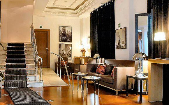 Hotel Quatro Puerta del Sol 4*