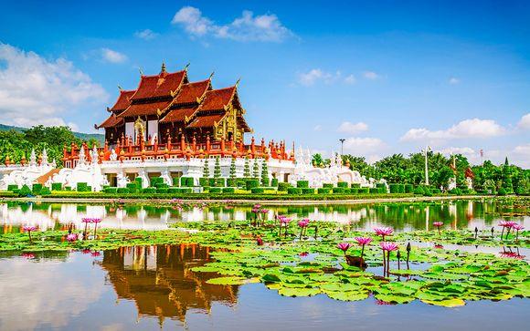 Bangkok, Triángulo de Oro y Phuket
