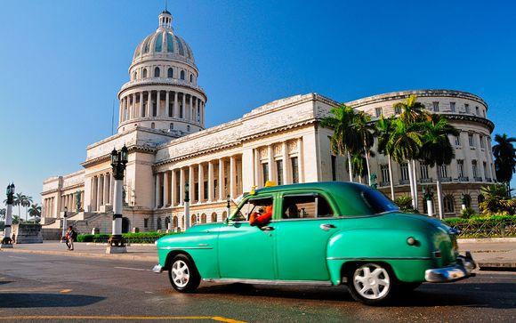 Tour guiado en La Habana