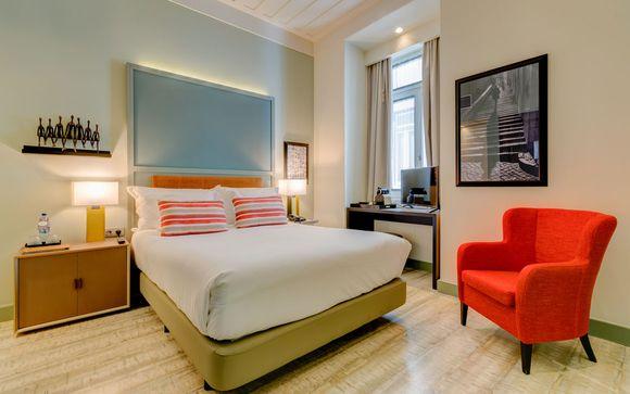 Hotel Vincci Baixa 4*