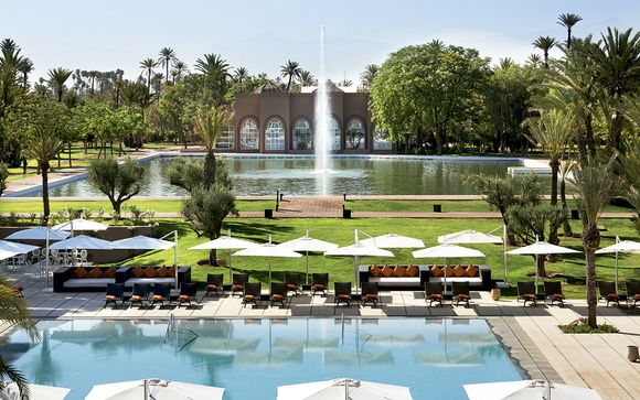 Marruecos Marrakech - Pullman Marrakech Palmeraie Resort and Spa 5* desde 185,00 €