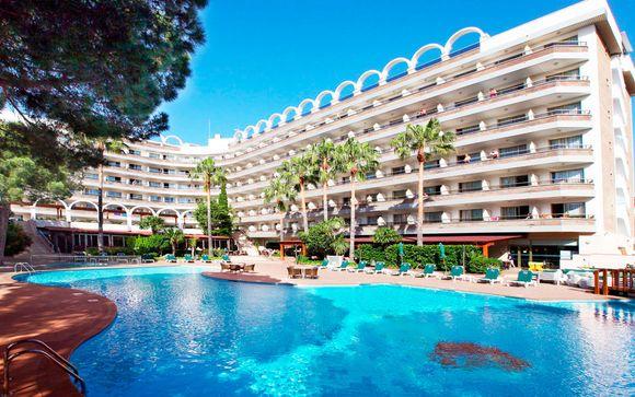 Golden Port Salou & Spa 4* / Golden Avenida Suites 4*