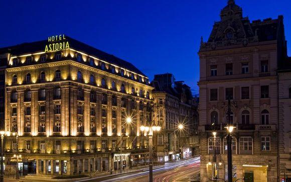 Danubius Hotel Astoria City Center 4*