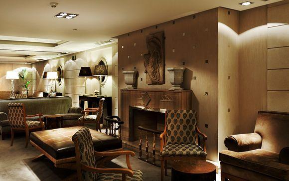 Hotel Hesperia Madrid 5*