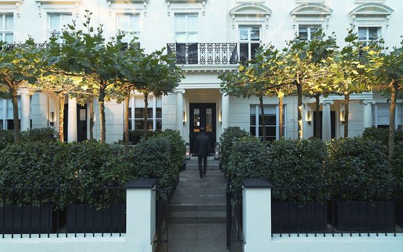 Reino Unido Londres - La Suite West - Hyde Park 4* desde 77,00 €