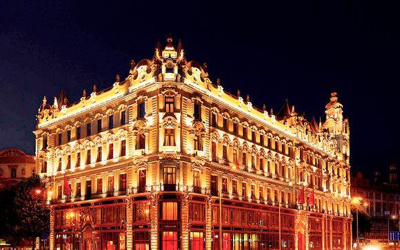 Lujo absoluto en un impresionante palacio