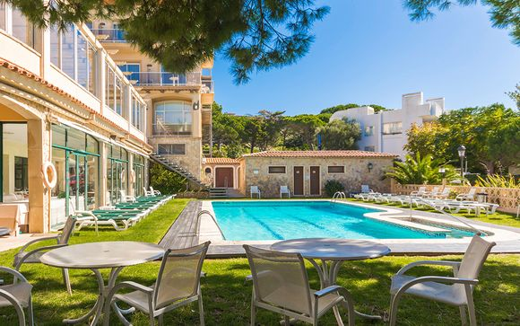 España Sant Feliu de Guíxols - Hipócrates Curhotel 4* desde 133,00 €