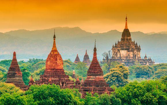 Myanmar Yangon - Myanmar Auténtico desde 1.756,00 €