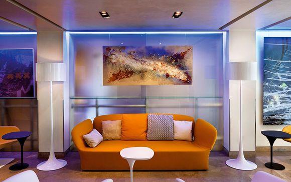 Italia Milán - Tocq Hotel 4* desde 99,00 €