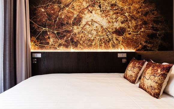 Reino Unido Londres - Hotel Luma Concept 4* desde 45,00 €