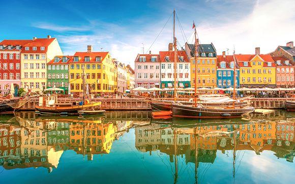 Noruega Oslo - Recorrido cultural por Copenhague y Oslo con ferry nocturno desde 397,00 €