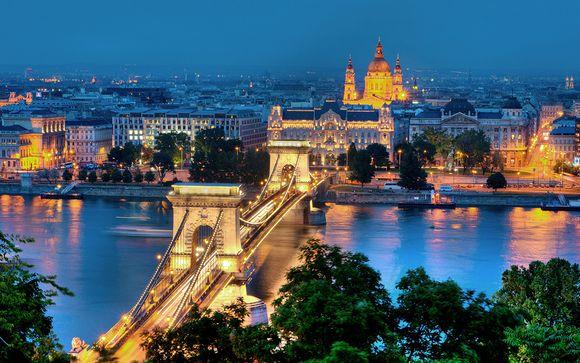 Hungría Budapest - Hotel Regnum Residence 4* desde 39,00 €