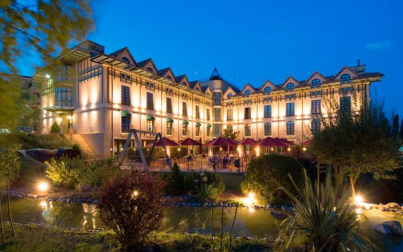 España Laguardia - Hotel Sercotel Villa de Laguardia 4* desde 169,00 €