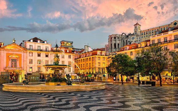 Portugal Lisboa - Masa Hotel Almirante desde 91,00 €
