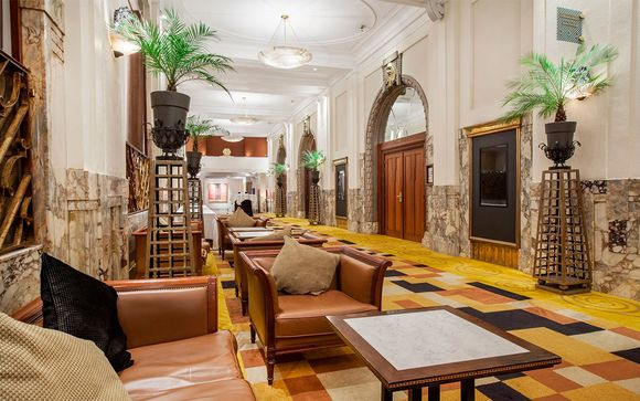Hotel Crowne Plaza Brussels - Le Palace 4*
