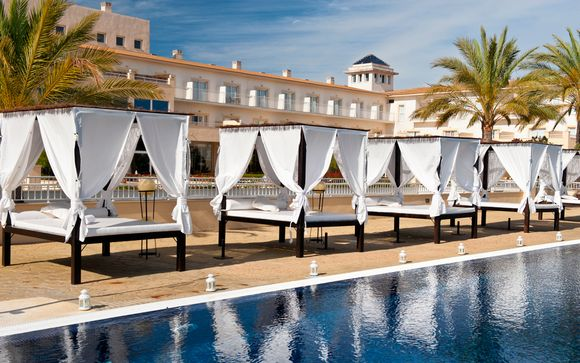 Huelva - SENTIDO Garden Playanatural Hotel & Spa 4* - Solo Adultos