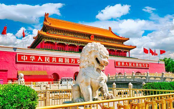 China Shanghai - China Milenaria desde 2.021,00 €
