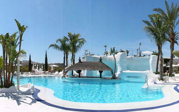 Granada: Almuñecar - Hotel Suites Albayzin Del Mar 4*