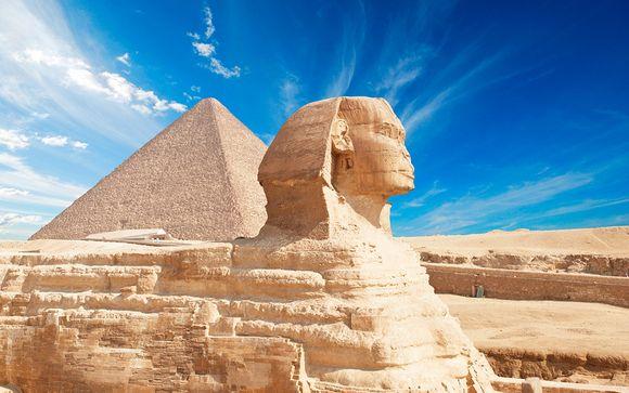 Descubre Egipto con Fairmont Nile City 5*