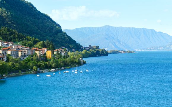 Italia Como - Albavilla Hotel & Co 4* Sup desde 36,00 €