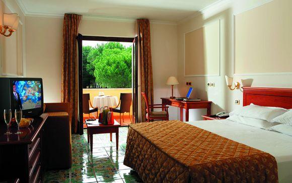 Hotel Oleandri Paestum 4*