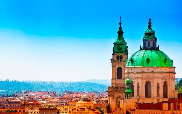 República Checa Praga - Hotel Pure White 4* desde 28,00 €