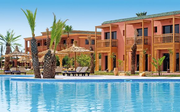 Marruecos Marrakech - LABRANDA Aqua Fun Club Marrakech 4* desde 168,00 €