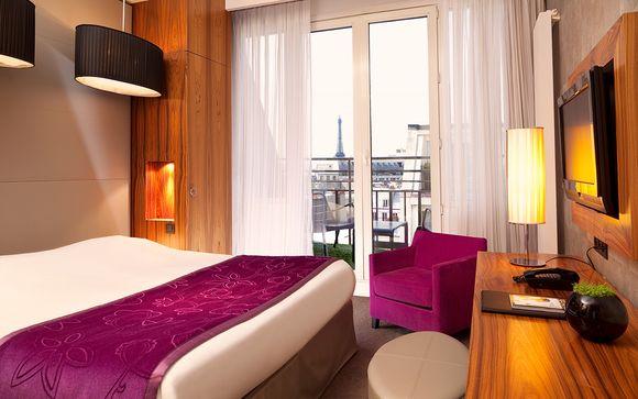 Francia París - Hotel Etoile Saint Honoré 4* desde 64,00 €