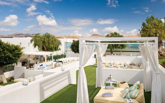 Lanzarote: Puerto del Carmen - SENTIDO Aequora Lanzarote Suites 4*