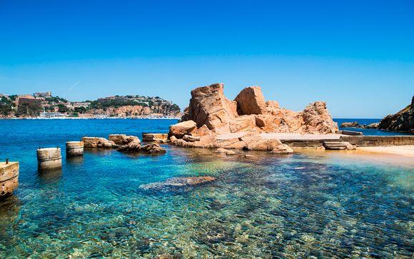 Sant Feliu de Guíxols - GHT S'Agaró Mar Hotel 4*