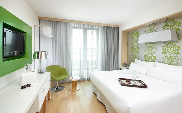 Occidental Praha Five 4*