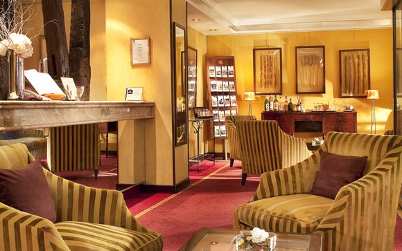 Hotel Etoile Saint Ferdinand 4*