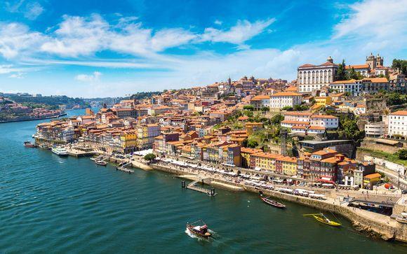 Portugal Oporto - Porto Coliseum Hotel desde 85,00 €