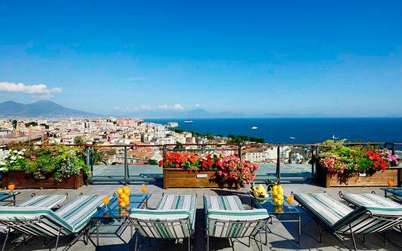 Italia Nápoles - Grand Hotel Parker's 5* desde 63,00 €