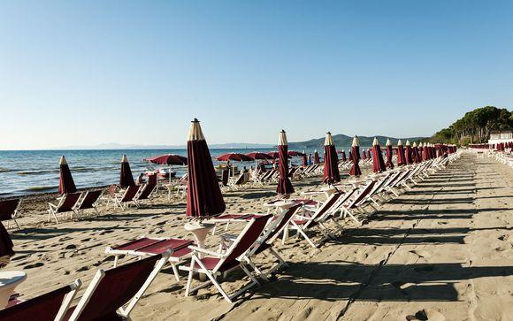 La costa de la Toscana te espera