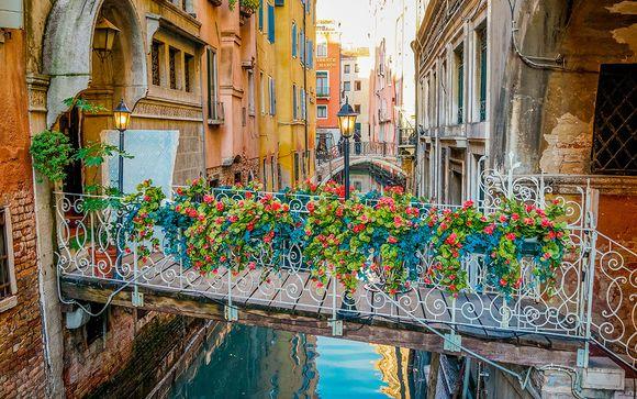Italia Venecia - Best Western Premier Hotel Sant'Elena 4* desde 224,00 €