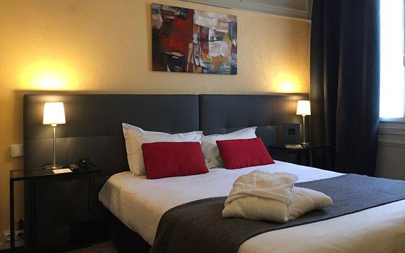 Hotel Le Dauphin Paris La Defense